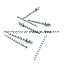 Aluminium Steel Open Type Round Head Blind Rivet/China rivet factory,China rivet manufacturer