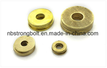 Brass Flat Washer Brass M2-M20/China brass washer factory,China brass products manufacturer