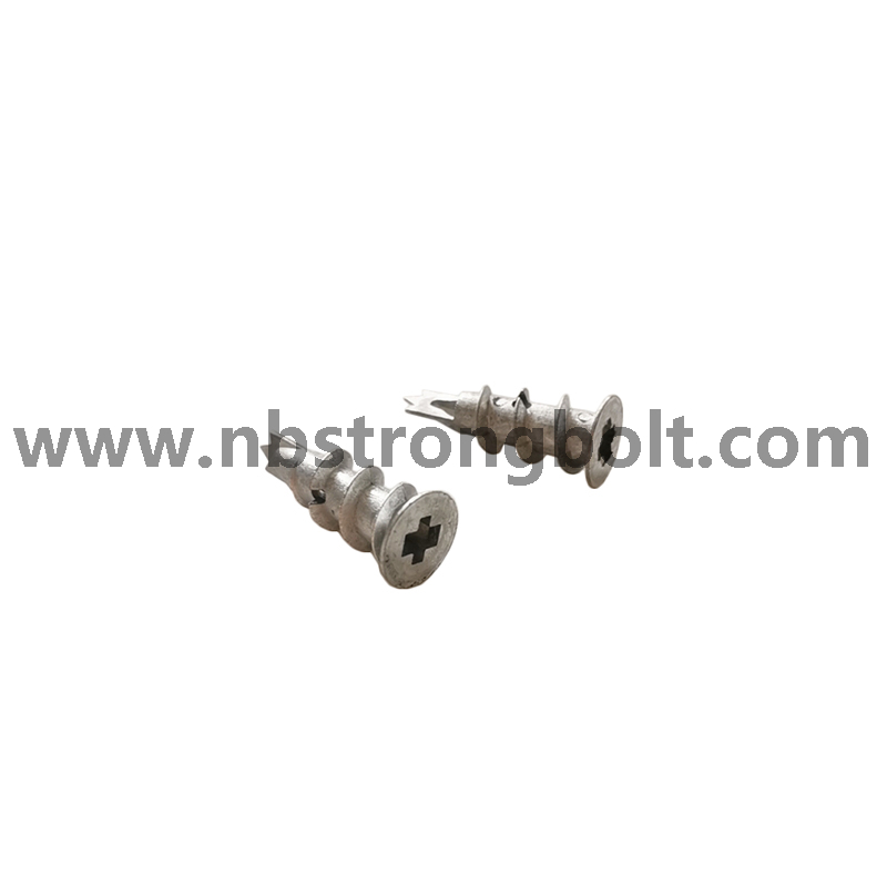 Zinc Alloy Speed Anchor /W Point 13X32/China Zinc Alloy Speed Anchor Manufacturer