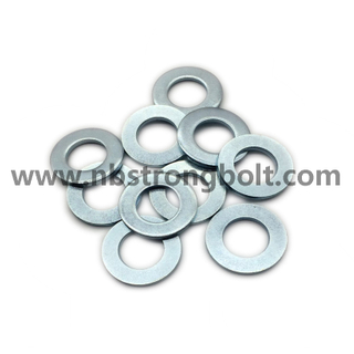 DIN125A Flat Washers Carnbon Steel with Zinc Plated Cr 3+ M20/China Washer factory,China washer manufacturer