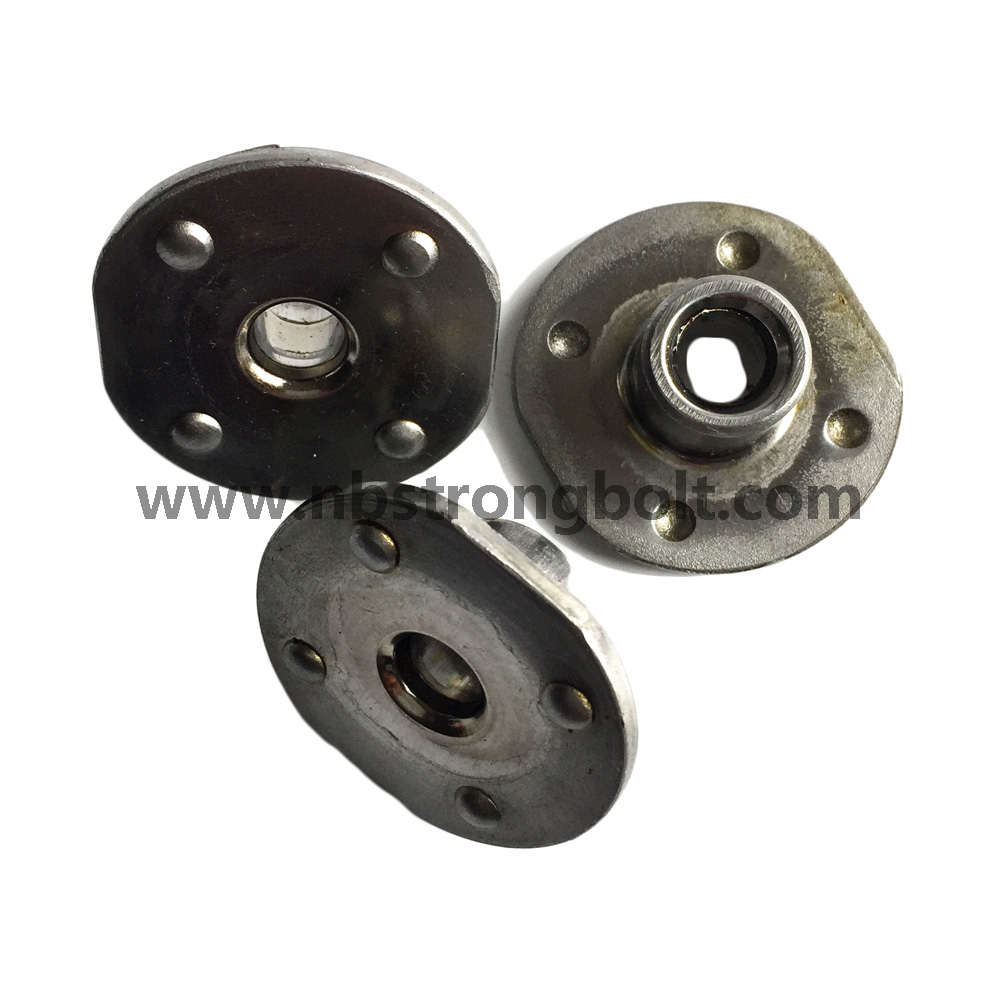 Car welded Nuts, Custom-Made Nuts, Special Nuts Customized, CNC Nut, Non-Standard Parts, Non-Sign Heterogeneous Type M8
