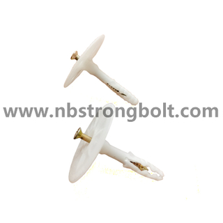 Plastic Insulation Fixing Nail/ Insulation Nail/ Insulation Anchors/Heat Preservation Nail/China Bolt Anchor Manufacturer