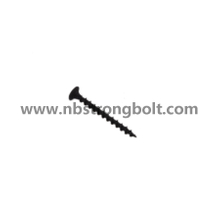 "Phil Bugle HD Fine Thread Drywall Screws Black Phos #6X3/4""/China screw factory,China drywall screw manufacturer"