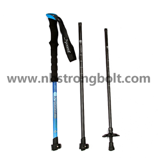 trekking pole,Extendable Carbon Alpenstock Walking Stick Extendable Multi-Functional Climbing Alpenstock/China profession trekking pole stick,China trekking pole factory