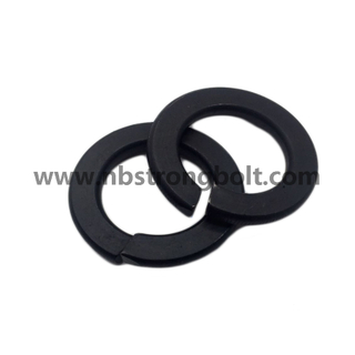DIN127B Spring Lock Washer with Black/Spring Lock Washer DIN127B,China Washer factory,China washer manufacturer