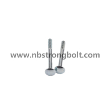 Round Head Square Neck Bolt DIN603 Carriage Bolt, Cl. 8.8 with Zinc Plated Cr3+/China carriage bolt factory,China carriage bolt manufacturer