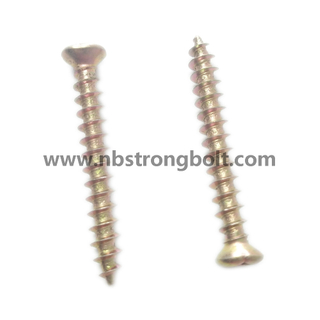 Square Groove Cut Point Screw Yzp/China special screws factory,China special screws manufacturer