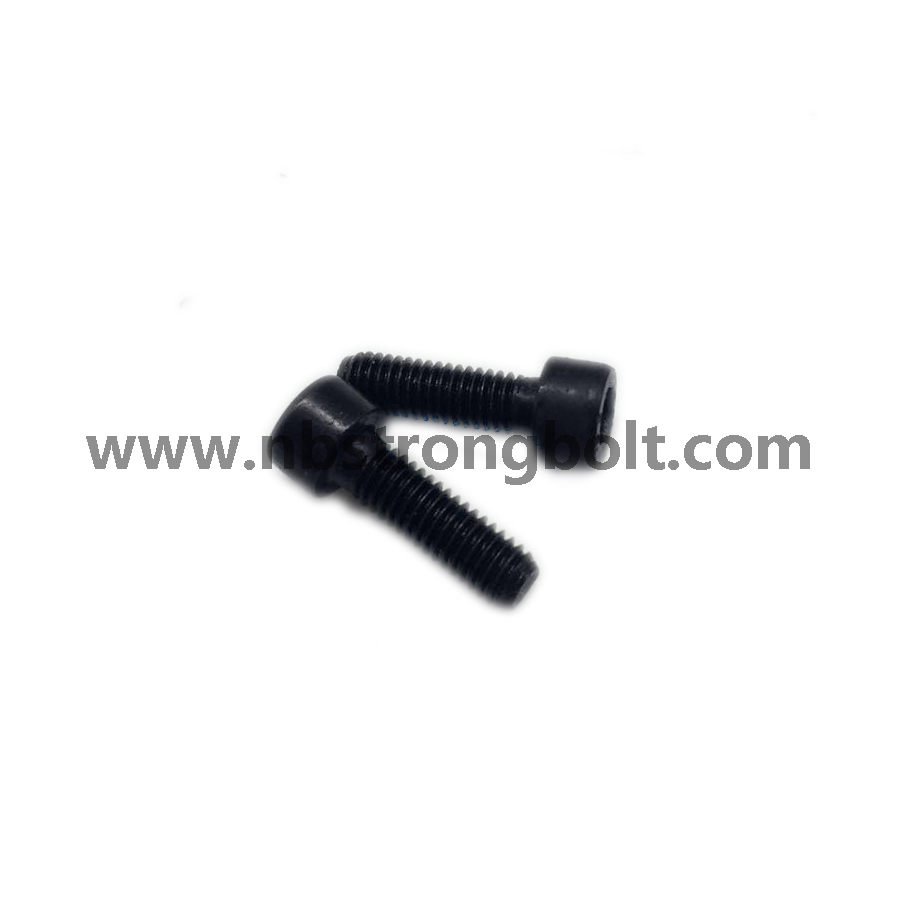 Hexagon Socket Head Cap Screws Hexagaon Socket Head Bolts DIN912 Grade 12.9 with Black Oxid M6X20/China socket bolt factory ,China socket bolt manufacturer