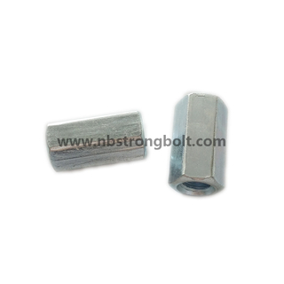 DIN6334 Long Hex Coupling Nut