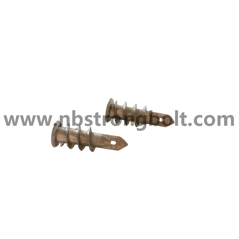 Nylon/Zinc Alloy Easy Drive Threaded Drywall Anchor, Drywall Screw Anchor 12X32/China Drywall Screw Anchor Manufacturer