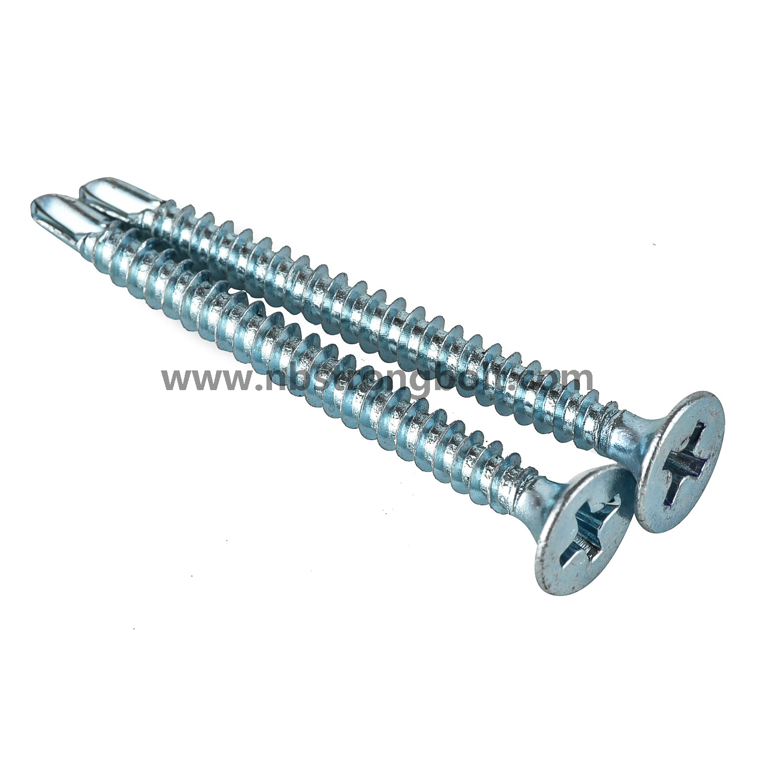 "C1022 Phil Drive Bugle Head Self Drilling Screws Bsd #2 Drill Zinc Plated #6X1.1/4""/China self drilling screw factory,China screw factory"
