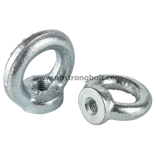 C15e or C15 Steel Material DIN580 Lifting Eye Bolt/China eye bolt factory,China eye bolt manufacturer