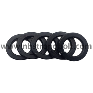 DIN127B Spring Lock Washers with Black Oxid M22/China Washer factory,China washer manufacturer