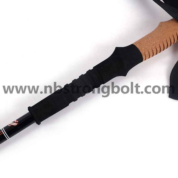 Trekking Poles ,Aluminium alloy alpenstock,outdoor professional sticks/China profession trekking pole stick,China trekking pole factory