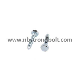 Hex Wood Screw DIN571 with Zinc/China wood Screw factory,China wood Screw manufacturer