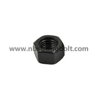 "ASTM A194 Gr. 2h Heavy Hex Nut Black 2""-5/China nut factory,China hex nut manufacturer"