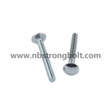 Carriage Bolt with Zinc Plated/China carriage bolt factory,China carriage bolt manufacturer,DIN603