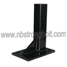 Pintle Mounting Plate PMP-LT-004 / Pintle Mounting Plate China factory / Pintle Mounting Plate China manufacturer / PMP-LT PIN MOUNTING PLTE