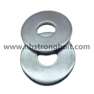 DIN9021 Flat Washer Carnbon Steel/flat Washer DIN9021,China Washer factory,China washer manufacturer