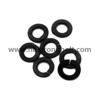 "ASME B 18.21.1 1999 Spring Lock Washers with Black Oxid 9/16""/China Washer factory,China washer manufacturer"
