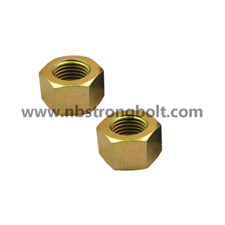 DIN934 Hex Nut Cl. 8,China nut factory ,China nut manufacturer