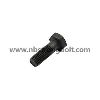 Hex Bolt DIN931 with Plain,China hex bolt factory,China hex bolt manufacturer