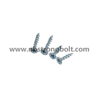 "Phil Bugle HD Coarse Thread Drywall Screws Zinc Plated #6X3/4""/China self drilling screw factory,China screw factory"