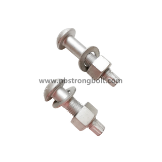 ASTM F1852 A325TC Tension Control Bolt with Nut and Washer/China hex bolt factory,China bolt manufacturer