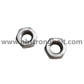 High Quality Hex Nut With HDG- OVS/China customized nut factory China custonmized nut manufacturer