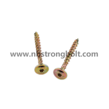 Wafer Head Chipboard Screw M8X200/China chipboard screw factory,China chipbopard screw manufacturer