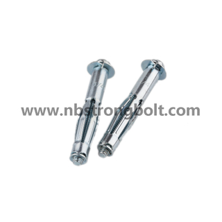 C1008 Hollow Wall Anchor with Zinc Plated/China hollow wall anchor factory,China anchor bolt factory
