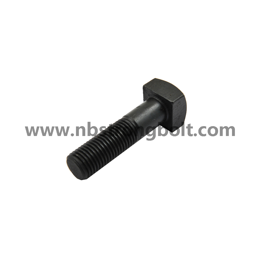 Square Bolt Black Cl. 8.8/China square bolt factory,China square bolt manufacturer