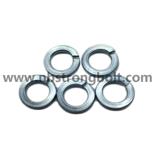 DIN127B Spring Lock Washers with Zinc Plated Cr3+ M12/China Washer factory,China washer manufacturer