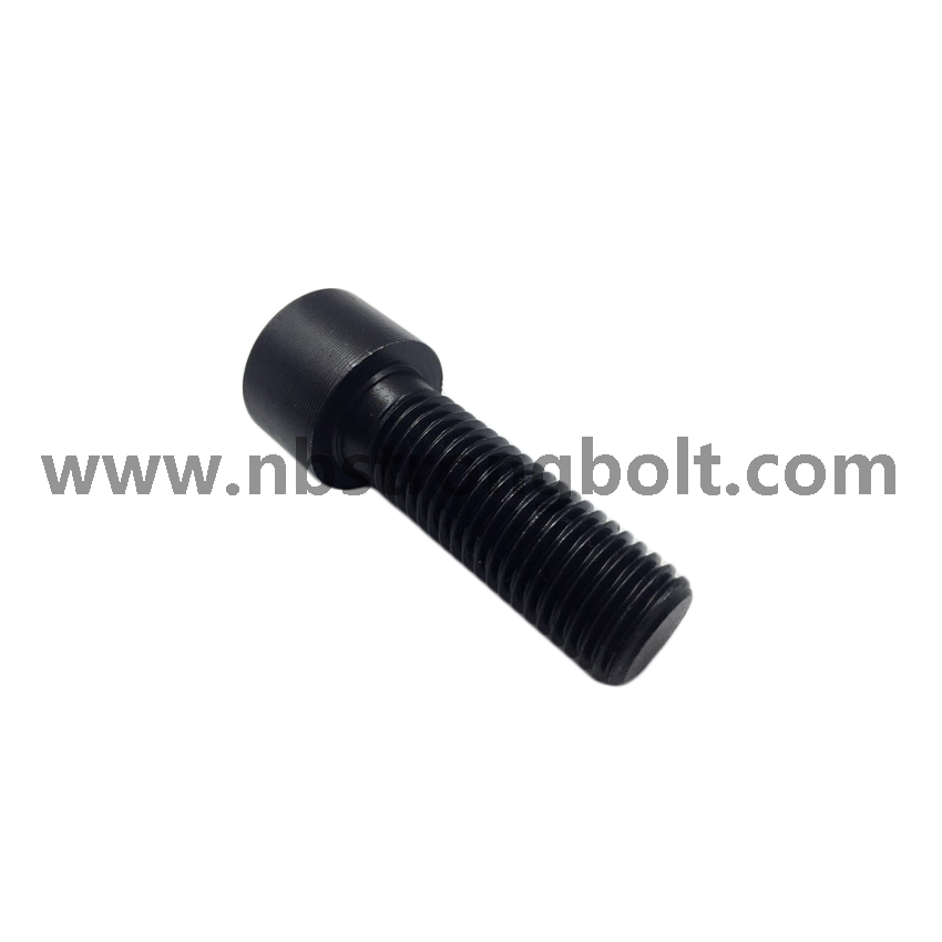DIN912 Hex Socket Bolts Gr. 8.8 Black manufacturer